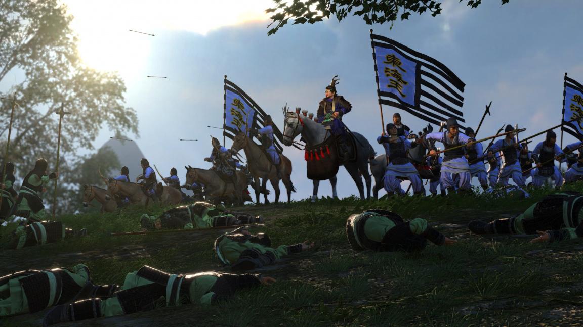 Nové rozšíření Total War: Three Kingdoms se odehrává sto let po základní hře