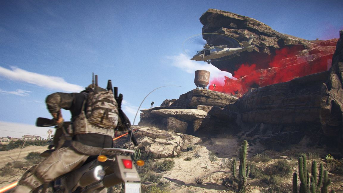 Ghost Recon Wildlands dostává poslední velký update s novým PvPvE módem