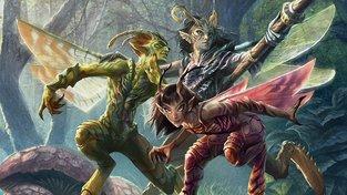 Do Magic: The Gathering se vrací Faerie, můžeme snad očekávat další Lorwyn?