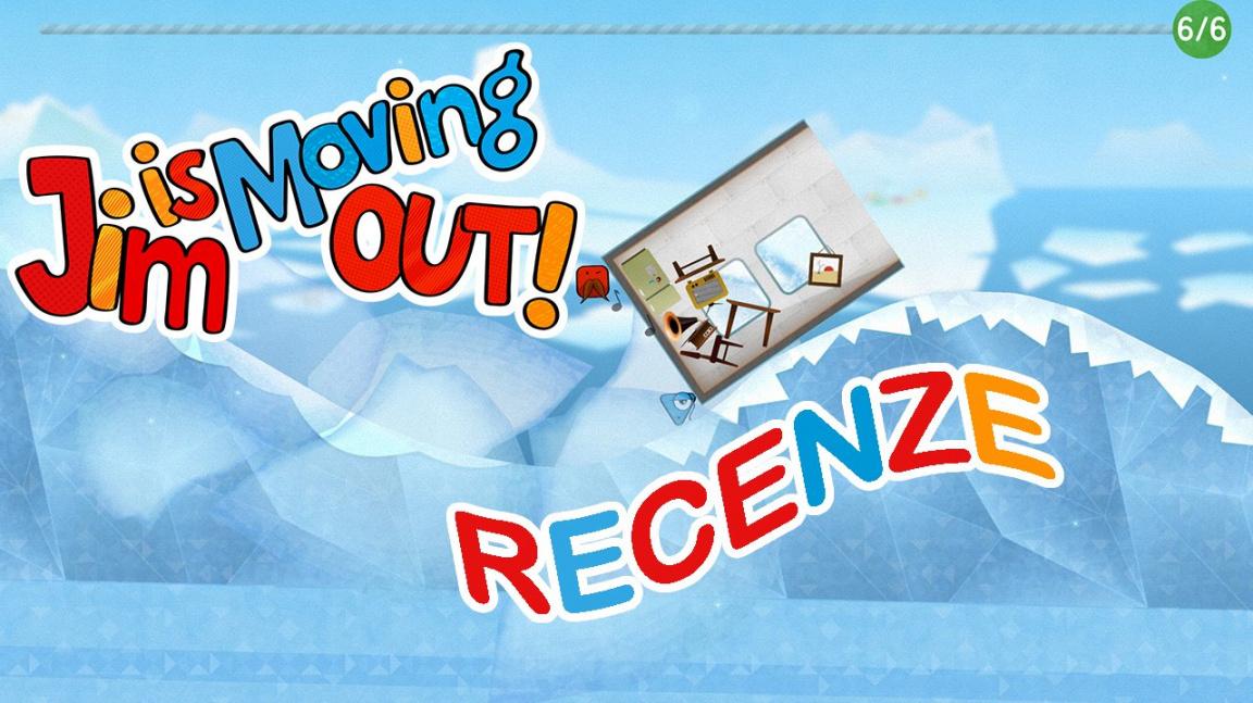 Jim is Moving Out! – recenze české logické hry