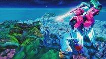 Fortnite dočasně nahradilo battle royale bitvou robota a příšery