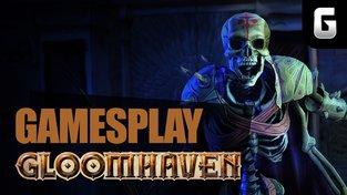 GamesPlay – hrajeme digitální verzi nejlepší deskovky Gloomhaven