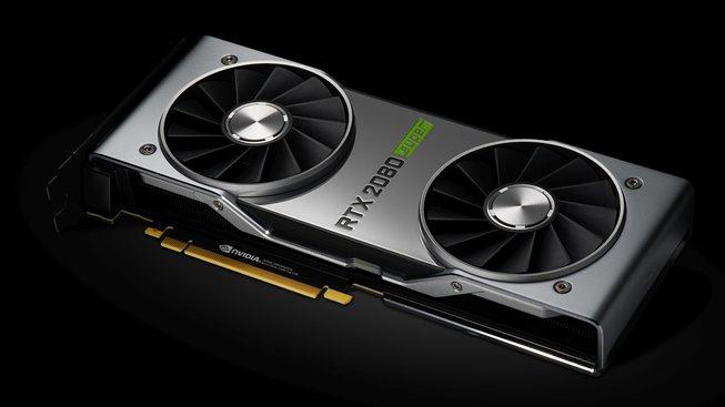 Geforce RTX 2080 Super