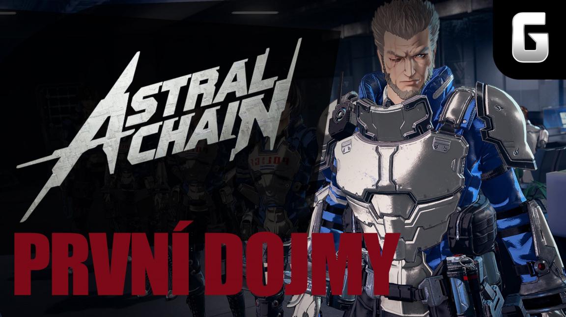 Astral Chain je víc než jen další řežba od PlatinumGames