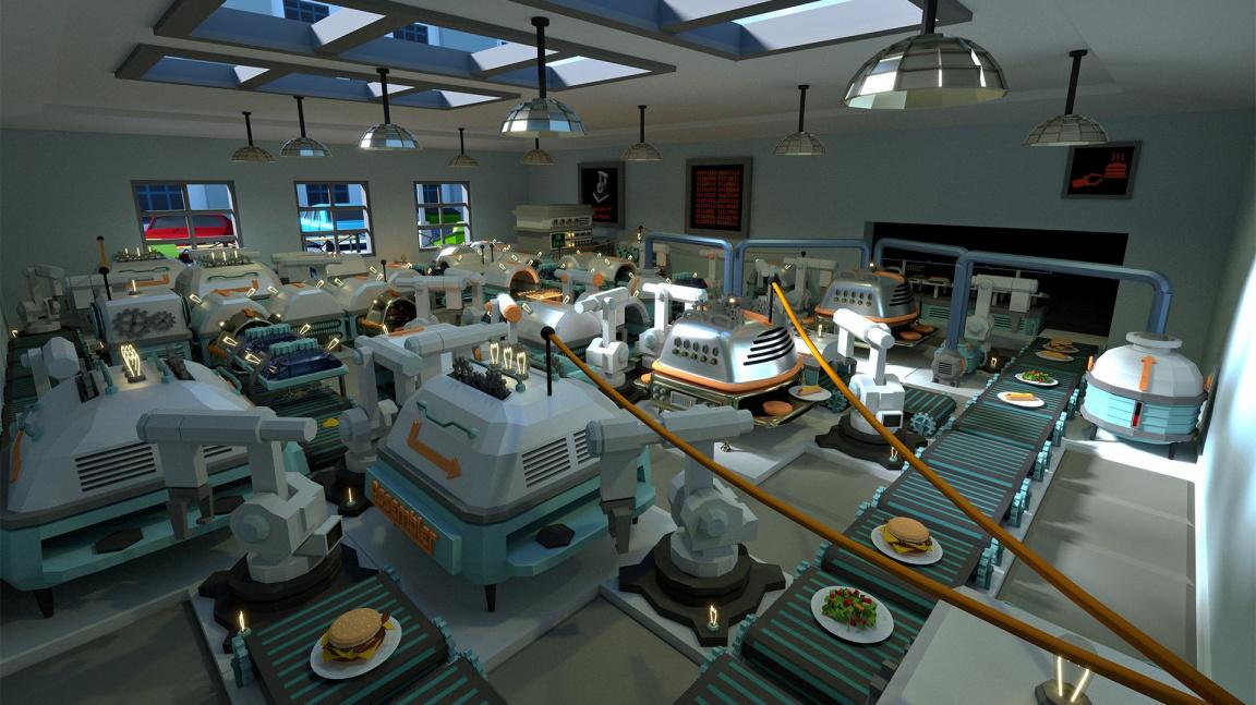 Staňte se magnátem automatizace potravinářského průmyslu v Automachef