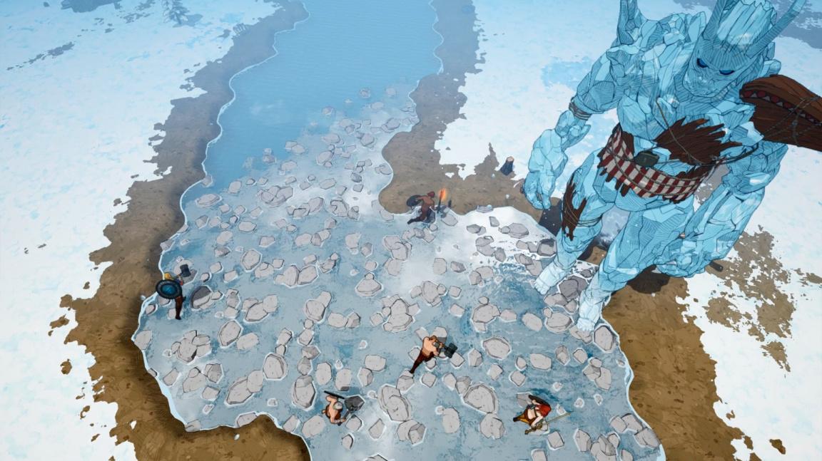 Tribes of Midgard – recenze dalšího vikinského survivalu