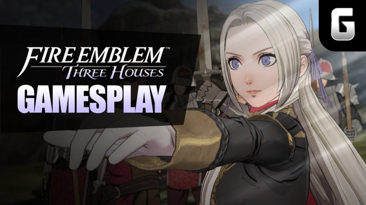 GamesPlay - Fire Emblem: Three Houses