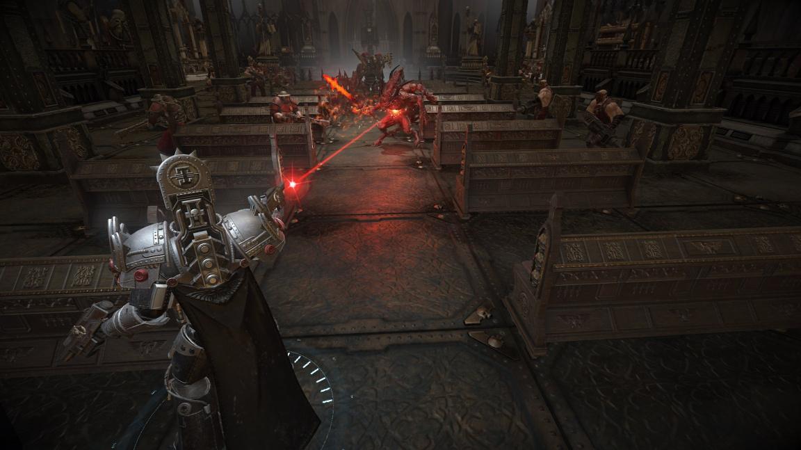 Datadisk Prophecy pro Warhammer 40,000: Inquisitor – Martyr můžete hrát samostatně