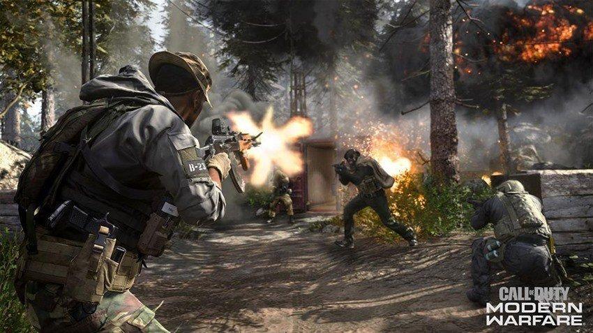 Multiplayer Call of Duty: Modern Warfare se vrací ke kořenům série