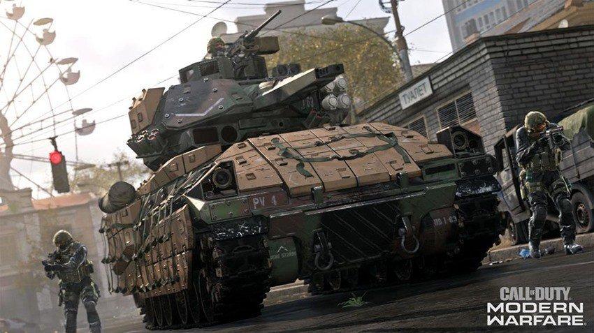 V Call of Duty: Modern Warfare nebudou loot boxy ani season pass, ale battle passy