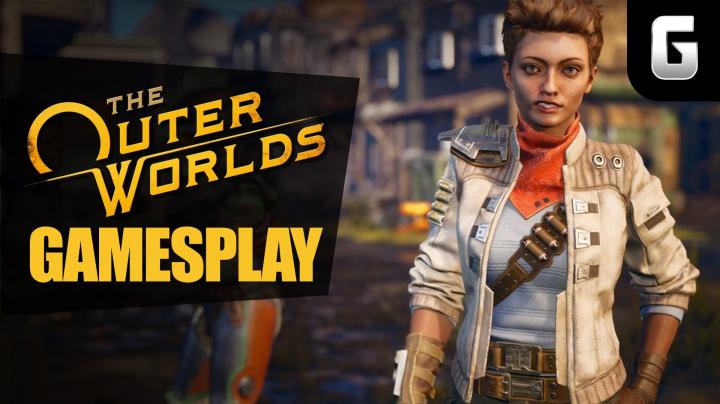 Outer Worlds - Exkluzivní GamesPlay