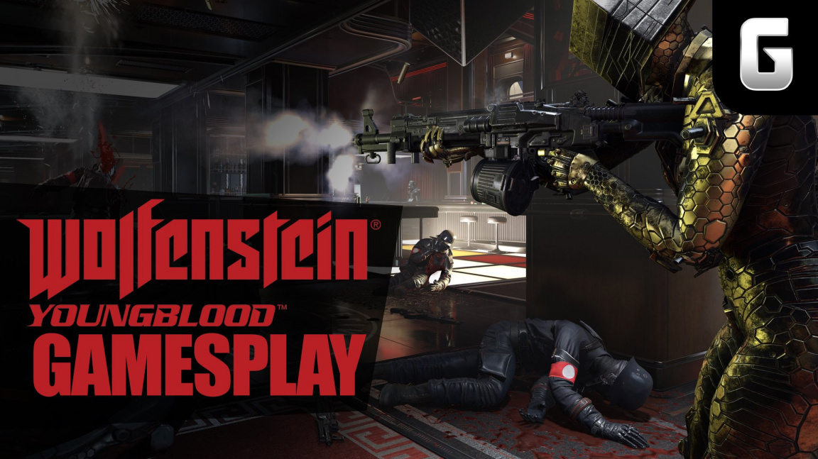 GamesPlay – hrajeme střílečku Wolfenstein: Youngblood
