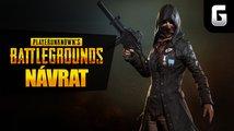 GamesPlay - návrat do PlayerUnknown's Battlegrounds