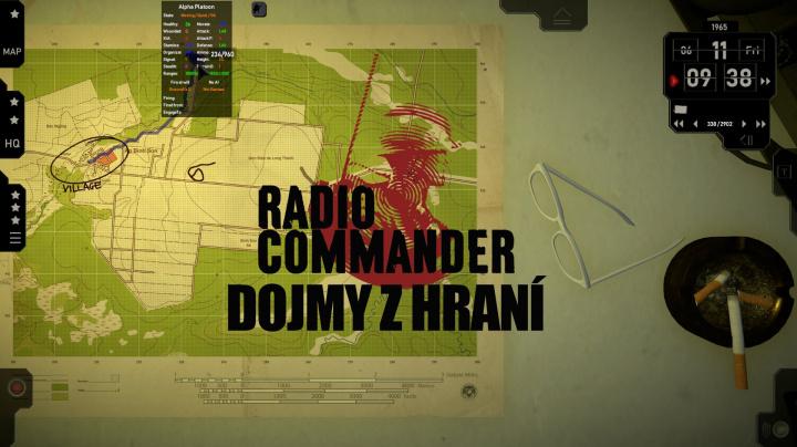 Dojmy: Radio Commander vám ukáže vietnamské peklo, jak ho neznáte