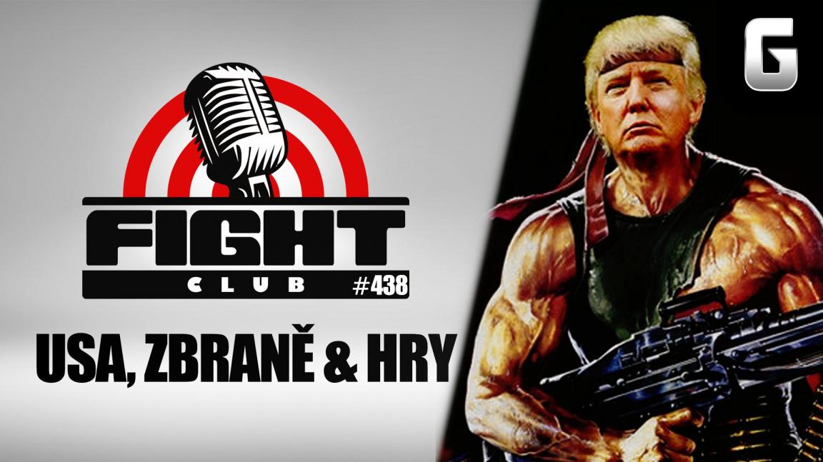 Sledujte Fight Club #438 o kritice her ze strany politiků