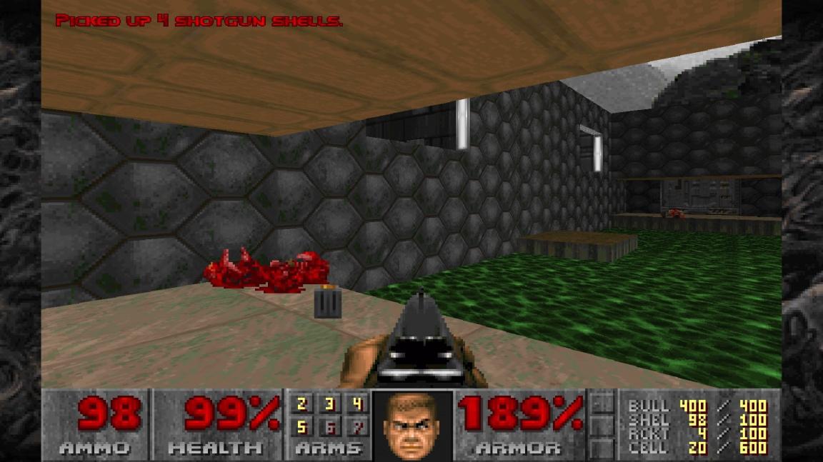 Doom lze hrát i na těhotenském testu