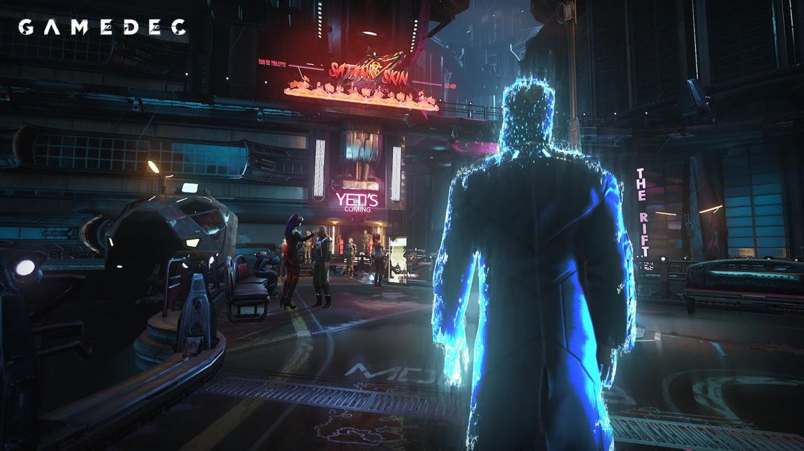 Kyberpunkové RPG Gamedec z vás udělá detektiva ve virtuálních světech