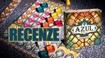 Azul: Vitráže Sintry - recenze skvělé umělecké deskovky