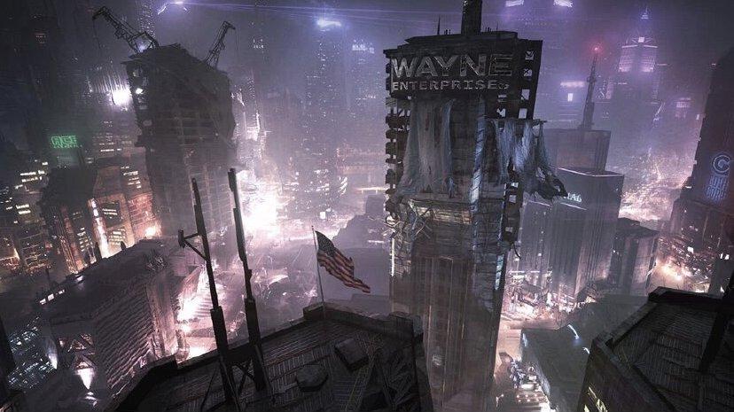 Na 4chanu se objevily koncepty ze zrušeného dílu Batman Arkham