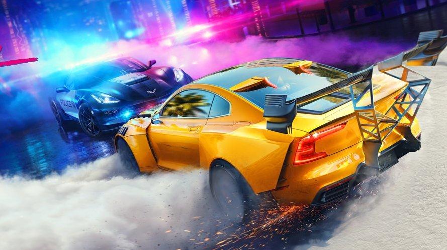 Jak hodnotí ve světě – Need for Speed Heat