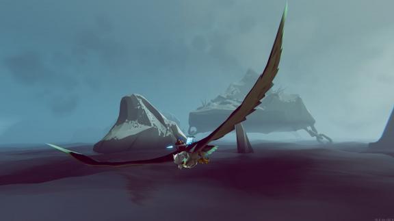 The Falconeer – recenze stíhacích ptáků