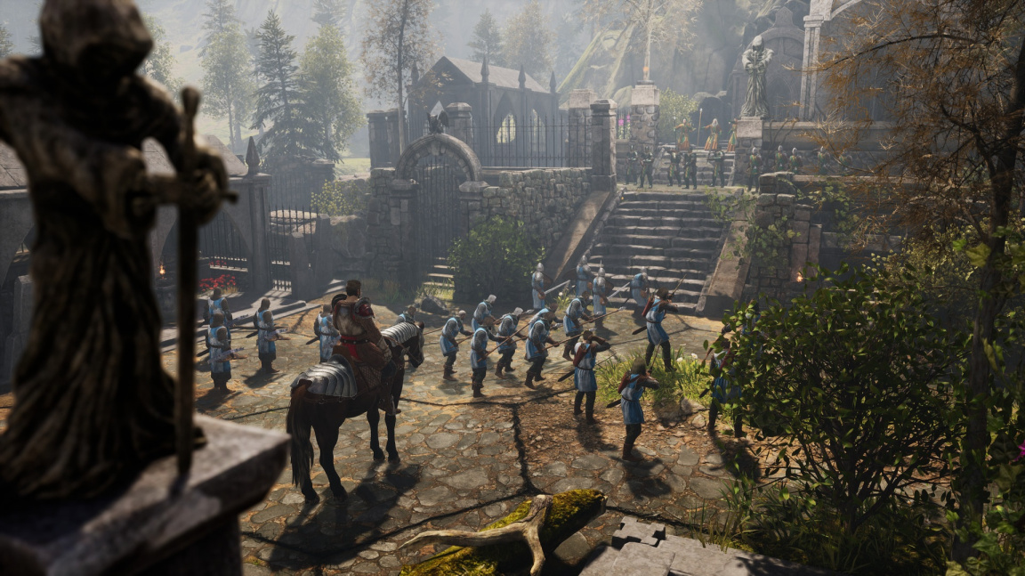 O čem bude fantasy RPG King's Bounty 2? Přesvědčte se sami