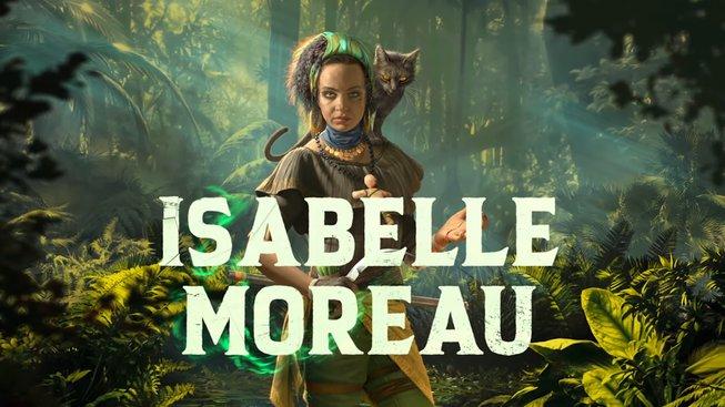 Desperados 3 Isabelle Moreau
