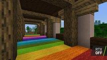 Minecraft RTX ON