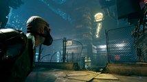 Futuristická akce Ghostrunner v sobě kombinuje parkour a kyberpunk