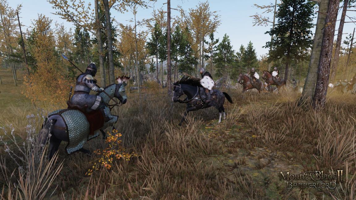 Mount & Blade II: Bannerlord je třetí nejhranější hrou na Steamu