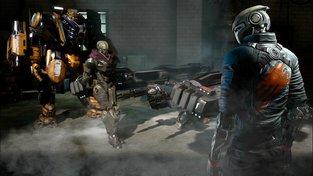 Sci-fi Disintegration je mix akce a realtime taktiky, kdy udílíte rozkazy ze své létající motorky