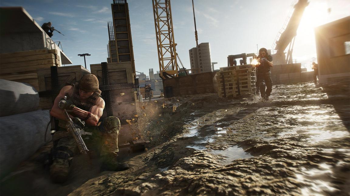 Breakpoint nabídne hned od spuštění chytře navržený PvP multiplayer