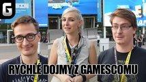 Bleskový průřez Gamescomem a hrami, které jsme viděli