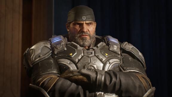 Gears 5 se chystají na novou generaci, z Marcuse Fenixe se stane wrestler
