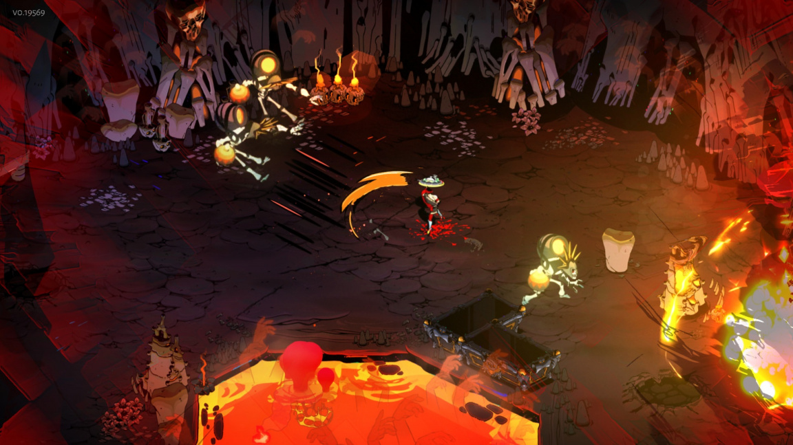 Brilantní akční RPG Hades brzy opustí early access a přistane na Switchi