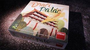 Deskovka Dračí palác – když se inspirace Mahjongem od Microsoftu povede na výbornou