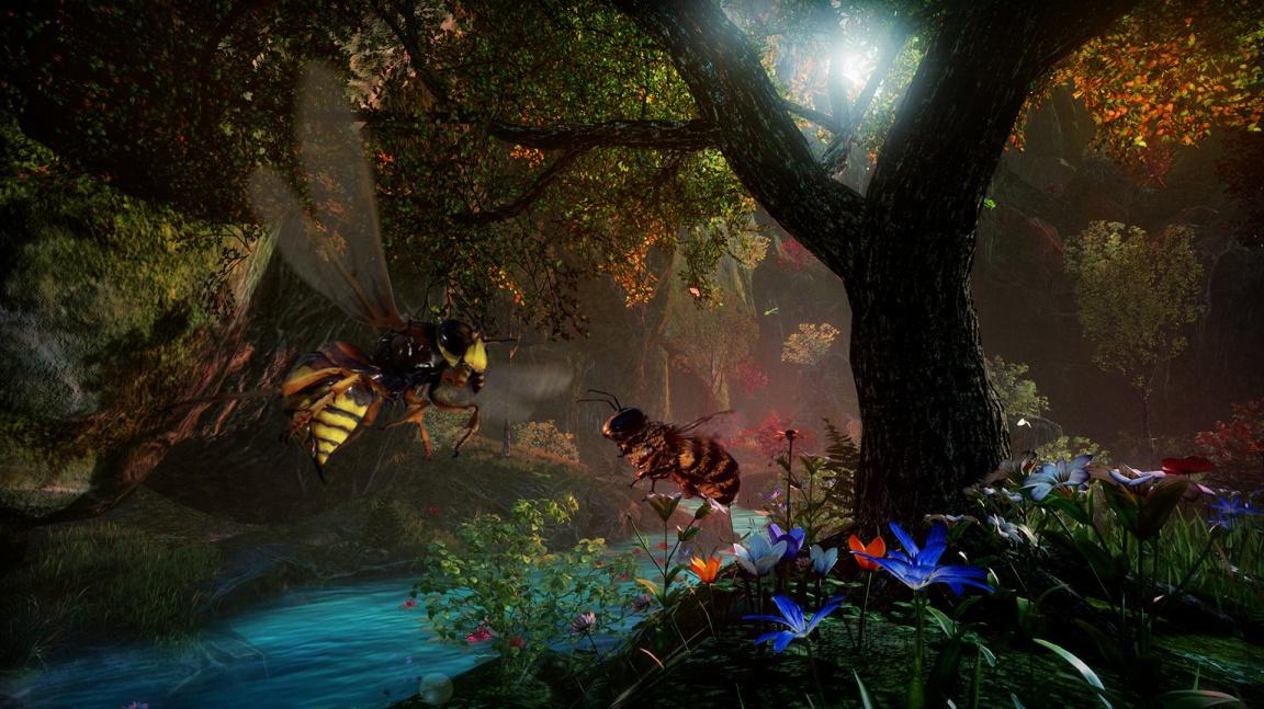 V Bee Simulatoru budete moct opylovat i s kamarády