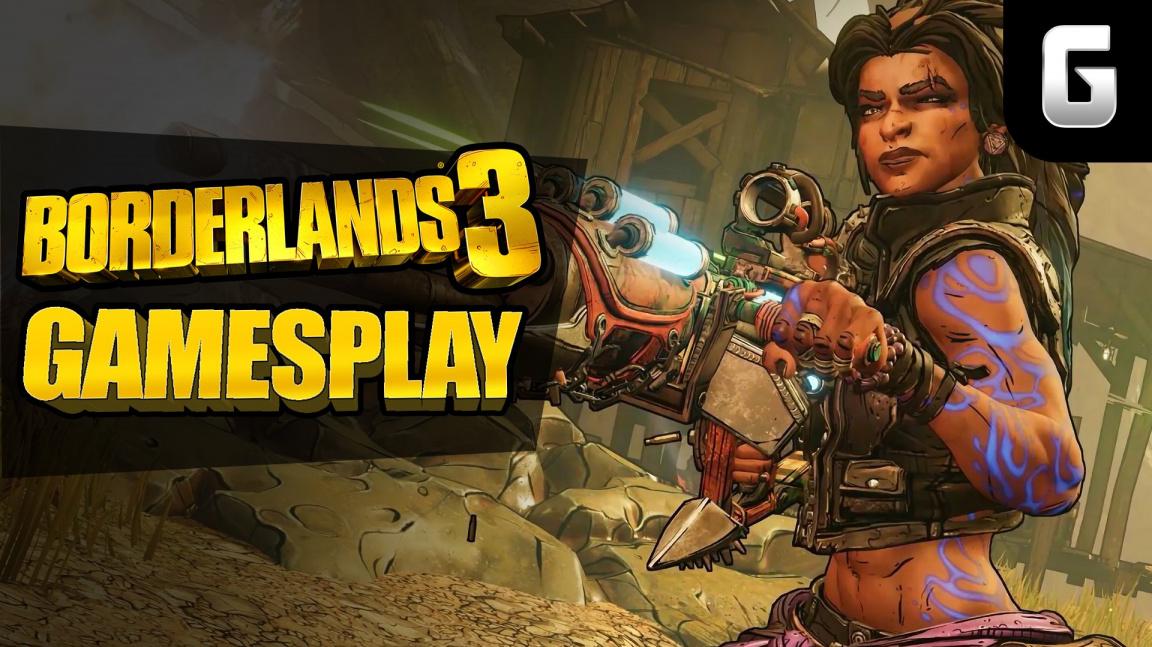 GamesPlay – Borderlands 3 s Gábinou Šuterovou