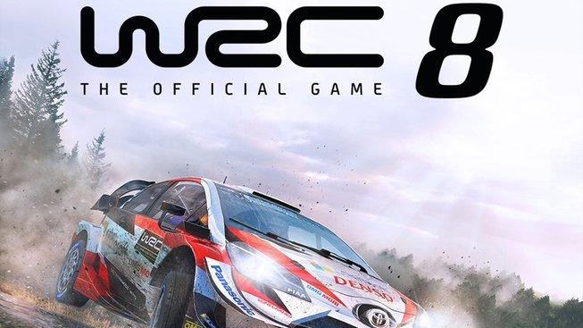 EGS WRC 8