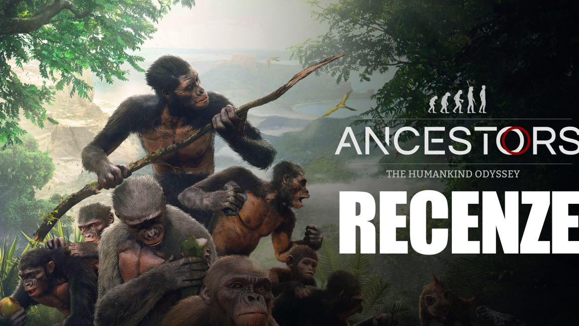 Ancestors: The Humankind Odyssey - recenze