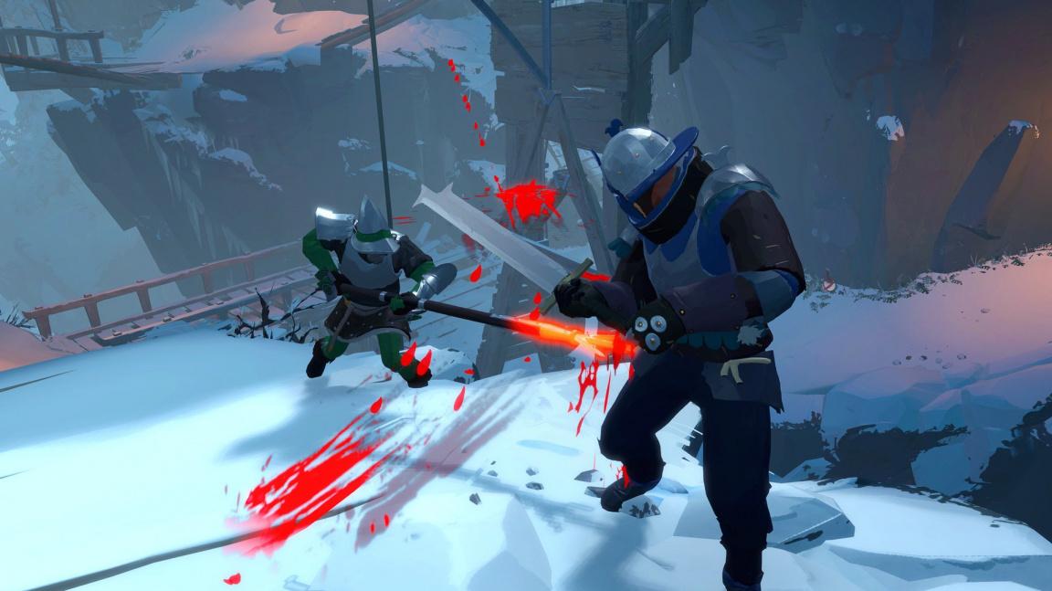 Frozenbyte oznámili a vydali týmovou bojovku Boreal Blade