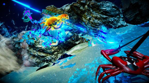 Fight Crab – recenze skvělé špatné hry