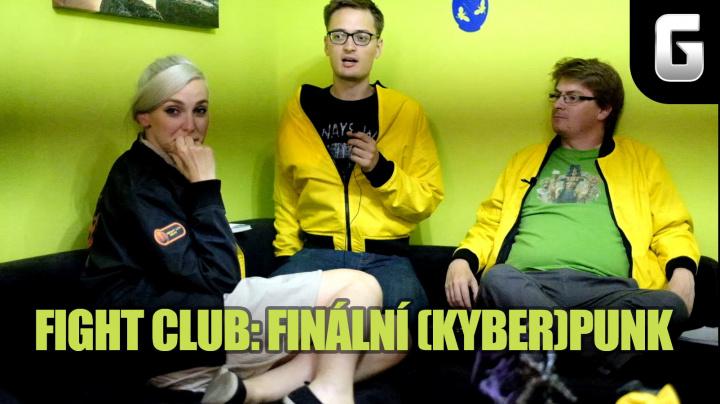 Fight Club Gamescom – Cyberpunk edition