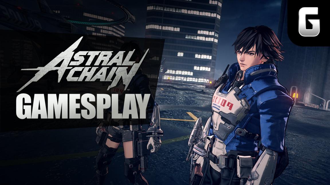 GamesPlay – hrajeme Astral Chain od tvůrců Bayonetty