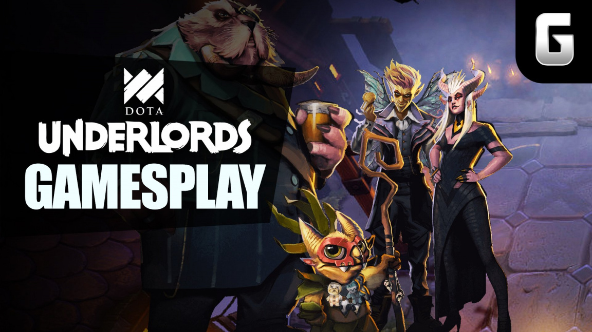 GamesPlay – hrajeme Dota Underlords