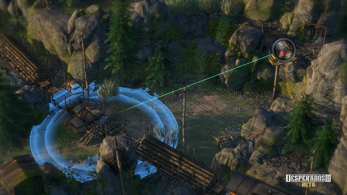 Dojmy z Gamescomu: Desperados 3 jsou Shadow Tactics z Divokého západu