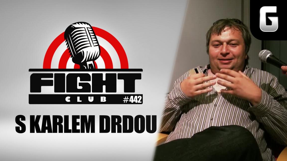 Sledujte Fight Club #442 s Karlem Drdou