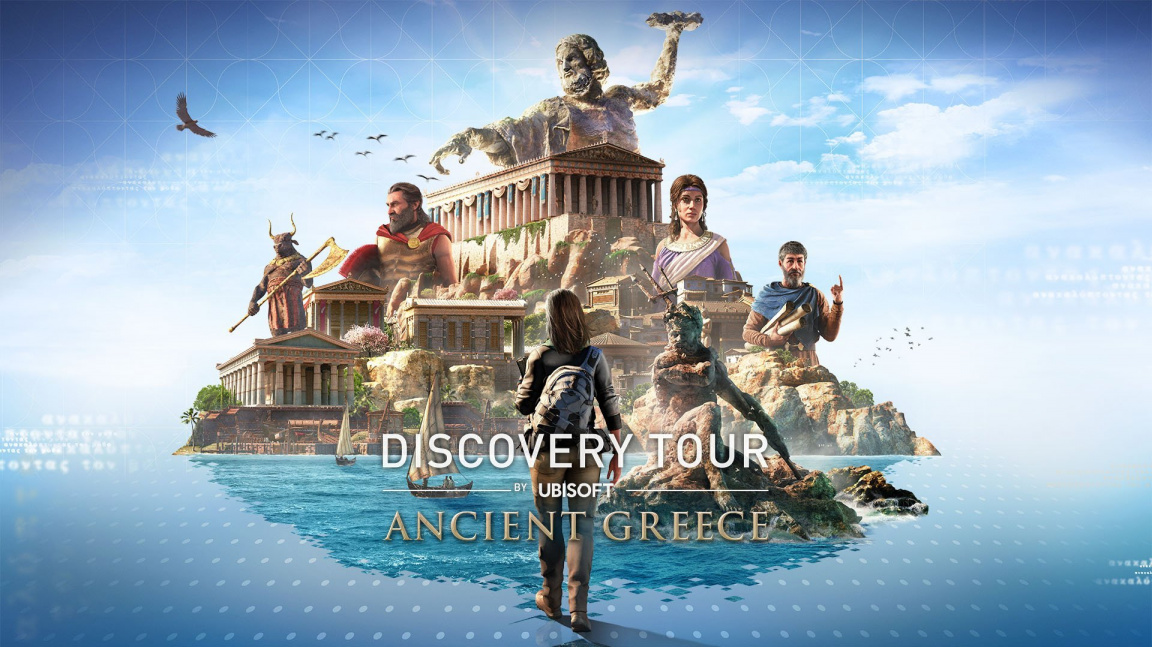 Objevujte historii starověkého Řecka s Discovery Tour pro Assassin's Creed Odyssey