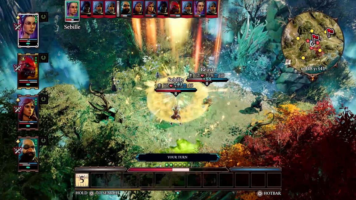 Fenomenální RPG Divinity: Original Sin 2 putuje na iPad