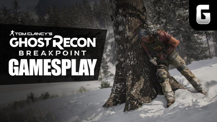 GamesPlay – hrajeme betu Ghost Recon Breakpoint